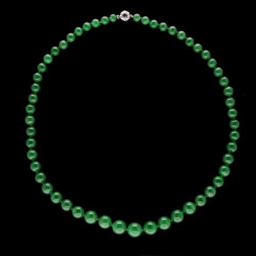 1930s Jade Necklace