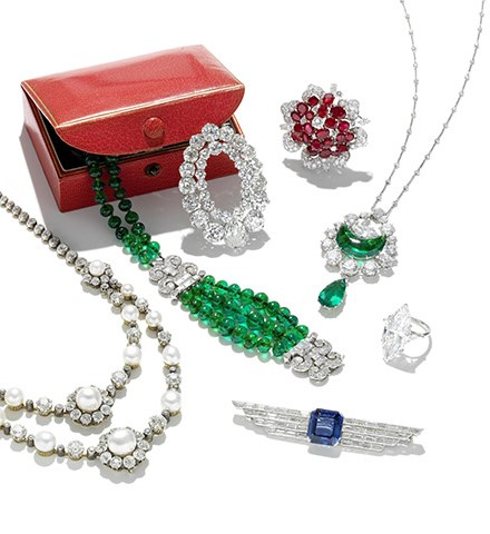 General Bonhams Jewellery in June 2018