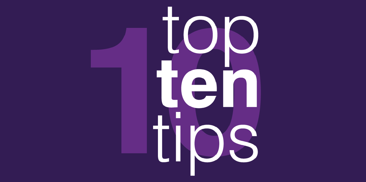 Top Ten Tips for Working in Luxury PR