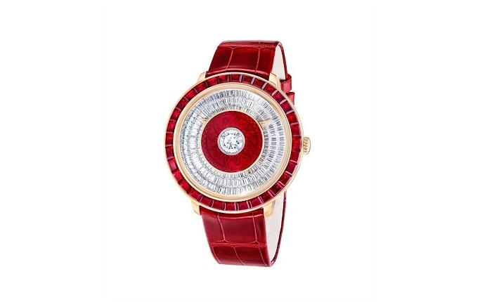 Fabergé Dalliance GemAddict Timepiece - Image 1