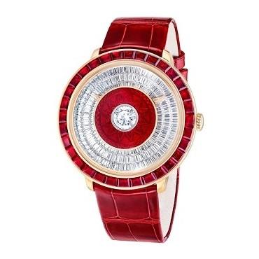 Fabergé Dalliance GemAddict Timepiece