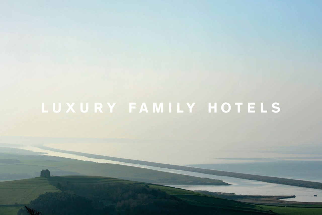 Luxury Family Hotels - 30th Birthday