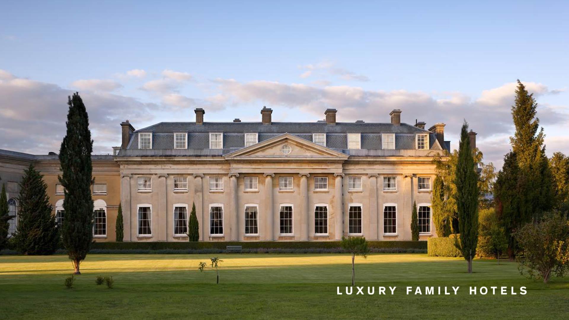 Luxury Family Hotels - Ickworth