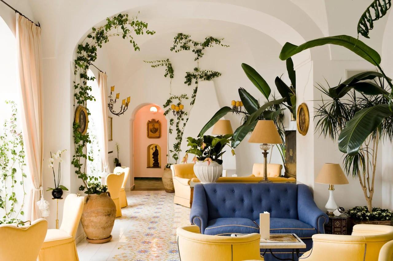 Le Sirenuse hotel is an icon CREDIT: STEFANO SCATÀ - STEFANOSCATA.COM/STEFANO SCATÀ