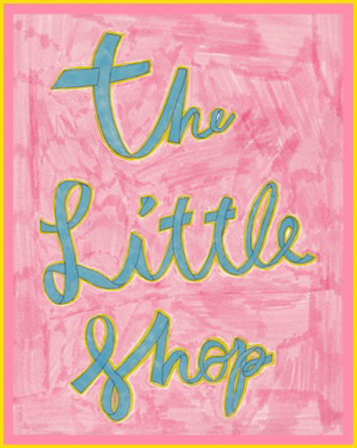 The Little Shop - Logo