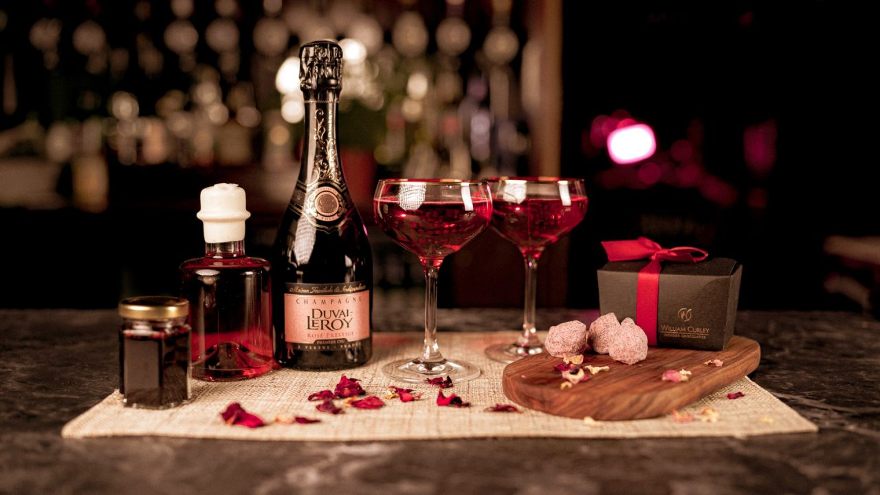 Drinksfusion and William Curley - Mother's Day Gift
